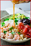 Shrimp Salad Meat
