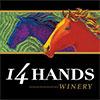 14 Hands Wine