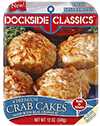 Dockside Crab Cakes